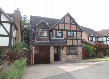 Thumbnail 4 bed detached house for sale in Oakfield Way, Bexhill On Sea, East Sussex