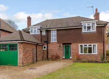 Thumbnail 3 bed detached house for sale in Blackwood Close, West Byfleet