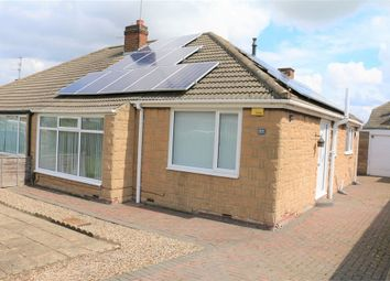 Thumbnail 2 bedroom semi-detached bungalow for sale in Churchill Road, Eston, Middlesbrough