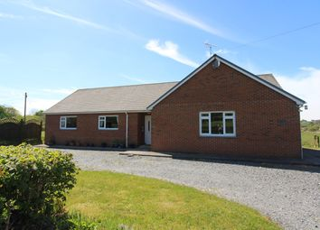 Thumbnail 3 bed detached bungalow for sale in Tynreithyn, Tregaron