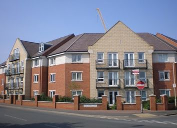 Thumbnail 2 bed flat to rent in Coach House Court, Loughborough, Leics