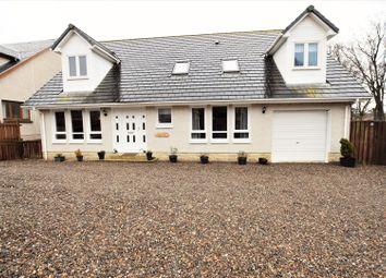 Thumbnail 5 bed detached house for sale in Linnhead Farm, Lanark