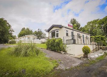 Thumbnail 1 bed mobile/park home for sale in Eaves Hall Lane, West Bradford, Lancashire