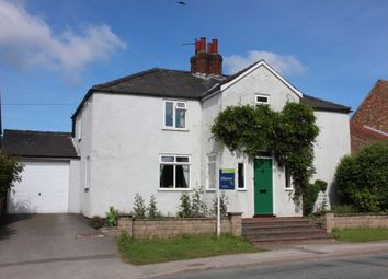 Thumbnail 4 bed detached house for sale in York Road, Stillington, York