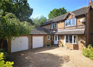 Thumbnail 4 bedroom detached house for sale in Anthony Wall, Warfield, Berkshire