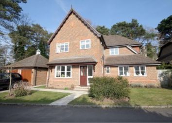 Thumbnail 5 bed detached house to rent in St. Pauls Road, Woking