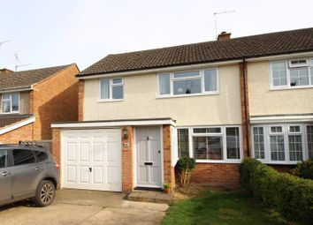 3 bed semi-detached house for sale in Churchill Crescent, Sonning Common, Reading RG4
