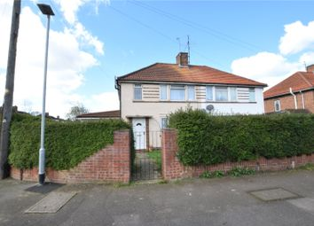 Thumbnail 4 bedroom semi-detached house for sale in Blandford Road, Reading, Berkshire
