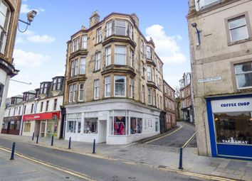 Thumbnail 1 bed flat for sale in Montague Street, Isle Of Bute, Renfrewshire