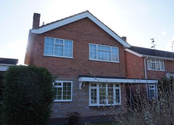 Thumbnail 3 bed detached house for sale in Helmingham, Tamworth
