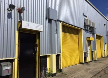 Roebuck Road, Hainault Business Park, Ilford IG6. Light industrial to let