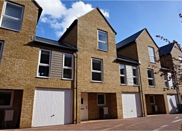 Thumbnail 3 bedroom town house for sale in Brunel Way, Havant