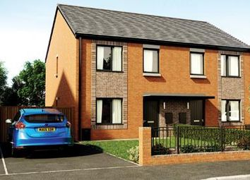 Thumbnail 3 bed semi-detached house for sale in Varley Street, Manchester