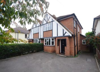 Thumbnail 3 bedroom semi-detached house for sale in Fernside Road, Oakdale, Poole