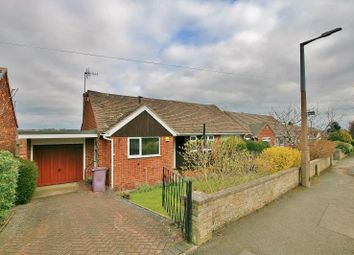 Thumbnail 3 bedroom bungalow to rent in Hollins Spring Avenue, Dronfield