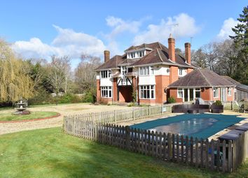 Hangersley, Ringwood BH24. 6 bed detached house for sale
