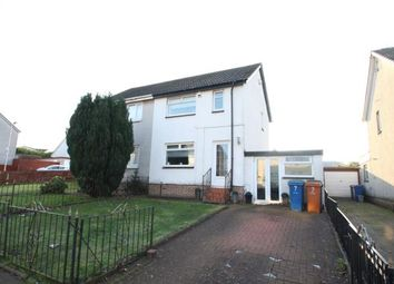 Thumbnail 2 bed semi-detached house for sale in Ronaldsay Drive, Bishopbriggs, Glasgow, East Dunbartonshire