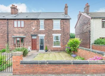 Thumbnail 2 bed end terrace house for sale in Green Lane, Barnburgh, Doncaster