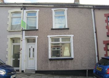 Thumbnail 3 bed terraced house for sale in Elm Street, Aberbargoed