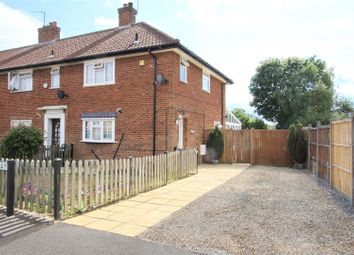 Thumbnail 2 bed end terrace house for sale in Cleves Way, Eastcote