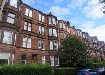 Thumbnail 2 bed flat for sale in Onslow Drive, Glasgow