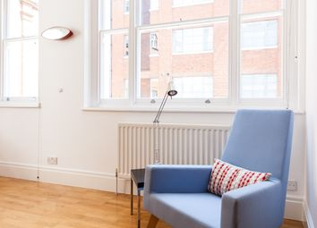 Thumbnail 1 bed flat to rent in New North Street, London