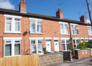 Thumbnail 2 bedroom terraced house for sale in Sleaford Road, Newark