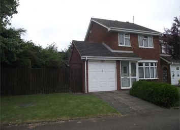 Thumbnail 3 bed detached house for sale in Packington Avenue, Shard End, Birmingham