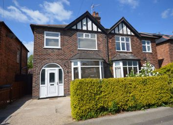 Thumbnail 3 bed semi-detached house to rent in Blake Road, West Bridgford, Nottingham