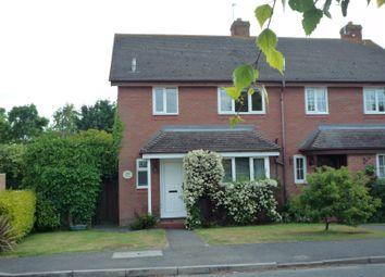 Thumbnail 3 bed semi-detached house to rent in Ilex Way, Middleton-On-Sea, Bognor Regis