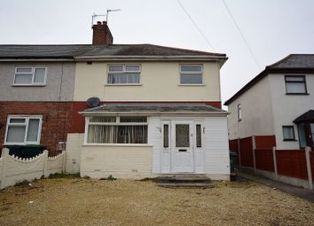 Thumbnail 3 bedroom semi-detached house to rent in Webb Road, Tipton