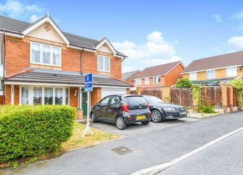 Thumbnail 4 bed detached house for sale in Greenwich Avenue, Widnes