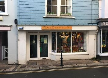 Thumbnail Commercial property for sale in 68 High Street, Totnes, Devon