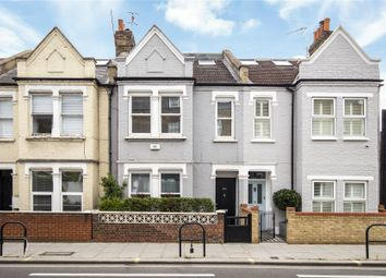 Thumbnail 4 bed terraced house for sale in New Kings Road, London