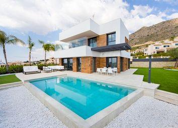 Thumbnail 3 bed villa for sale in Spain, Valencia, Alicante, Finestrat