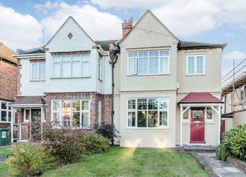 Thumbnail 3 bed semi-detached house for sale in Perry Rise, London