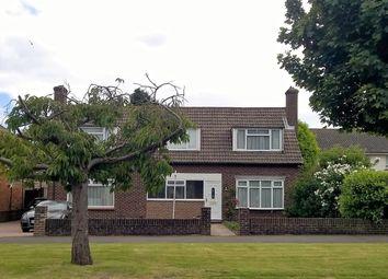 Thumbnail 4 bed detached house for sale in Cornwallis Avenue, Folkestone, Kent