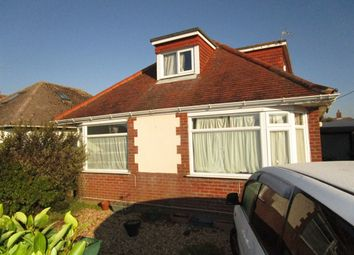 Thumbnail 4 bed detached bungalow for sale in Lingwood Avenue, Christchurch