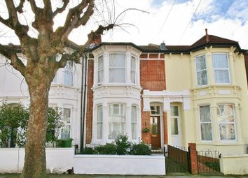 Thumbnail 5 bedroom terraced house for sale in Allens Road, Southsea
