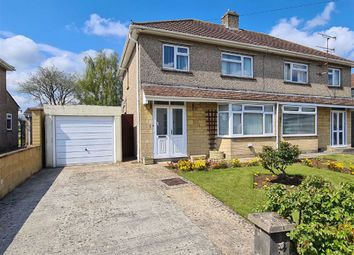 Thumbnail 3 bed semi-detached house for sale in Esmead, Chippenham, Wiltshire