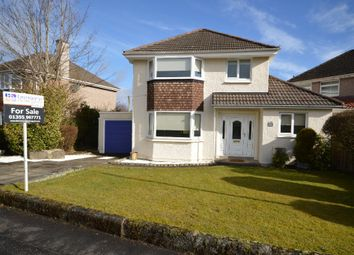 Thumbnail 4 bedroom detached house for sale in Jamieson Drive, East Kilbride, South Lanarkshire