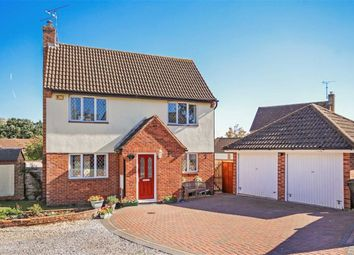 Thumbnail 3 bed detached house for sale in Woollaton Close, Swindon, Wiltshire
