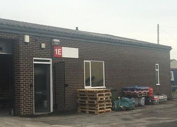 Thumbnail Light industrial to let in Unit 1E, Pocklington Industrial Estate, Hampden Road, Pocklington, East Yorkshire