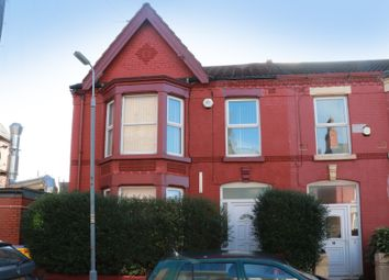 6 bed terraced house for sale in Duddingston Avenue, Mossley Hill, Liverpool L18