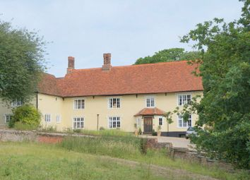 Thumbnail 7 bed detached house for sale in The Street, Washbrook, Ipswich
