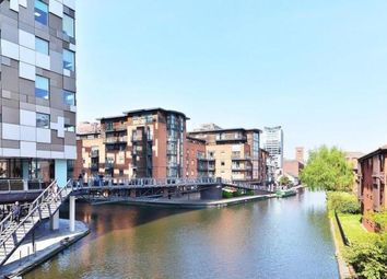 Thumbnail 2 bed flat for sale in Canal Wharf 20 Waterfront Walk, Birmingham