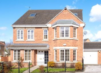 Thumbnail 5 bedroom detached house for sale in Lilac Court, Leeds, West Yorkshire