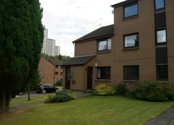Thumbnail 1 bedroom flat to rent in Fortingall Avenue, Kelvindale