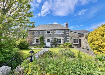 Thumbnail 6 bed detached house for sale in Cury Cross Lanes, Helston