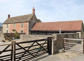 Thumbnail 4 bedroom detached house for sale in Foxham, Chippenham